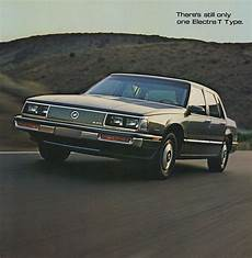 how to work on cars 1985 buick electra spare parts catalogs 1985 buick electra t type
