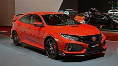 Honda Civic R - 2018 honda civic type r geneva 2017 photo gallery autoblog