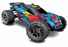 traxxas rustler 4x4 vxl is here and we drive it