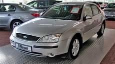 Ford Mondeo 2 0 Ghia 2002 Kristallsilber Metallic 73613