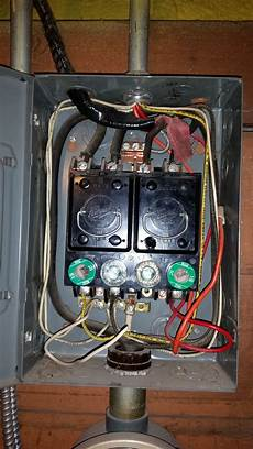 question about fuse boxes electricians