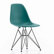 Eames Plastic Chair - eames plastic side chair dsr contemporary dining chairs