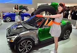 Concept Trikes And Electric Cars Shine At The 43rd Tokyo