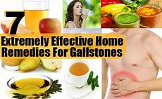 home remedies to remove stones from gall bladder