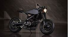 Bmw X Country Cafe Racer