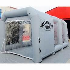 cabine de peinture gonflable 6 x 4 x 3m