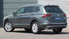 Volkswagen Tiguan Allspace Highline - volkswagen new tiguan allspace 2018 highline platinum grey
