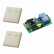 ac 85v 110v 180v 220v 250v wide working voltage wireless remote light switch wall remote