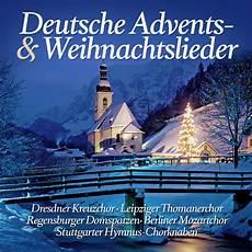 deutsche advent canzoni e canti natalizi di various