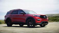 2020 ford st 2020 ford explorer st shows us the power of the ecoboost