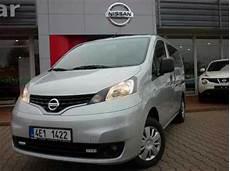 nissan nv200 benzin nissan nv200 minibus 81kw benzin 2010 prod 225 m na prodej