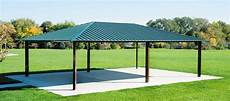 Shelter Metal by Commercial Metal Shade Structures Shelters Adventure