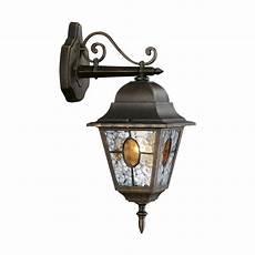 philips massive 15171 42 10 munchen down wall lantern black outdoor light ebay