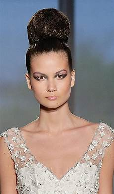 bouffant bun hairstyle 13 most popular hairstyles for reception