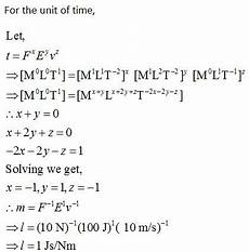 if the units of force energy and velocity are 10 n 100j nad 10n 2843024 meritnation com