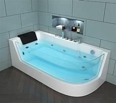 whirlpool badewanne 170x80 cm mit 4 d 252 sen mit
