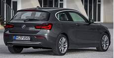 f20 bmw 1 series facelift unveiled new and rear end