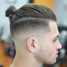 coiffure homme 2017 degrade avec trait