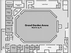 map of mgm grand garden arena las vegas garden ftempo