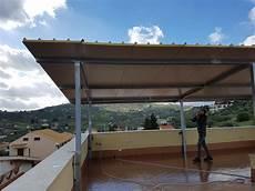 coperture tettoie copertura in ferro zincato the baltic post