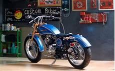 Tiger Modif Harley by 71 Modifikasi Motor Harley Custom Chopper Terbaru Gudeg