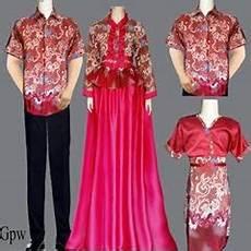 butik firdaus 140908 batik couple dan family