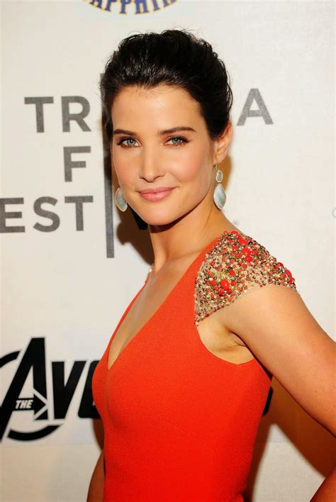 Cobie Smulders Breast Size