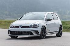 Vw Golf Gti Clubsport S By O Ct Tuning Is All About Power