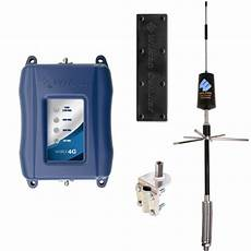 wilson mobile 4g rv signal booster kit for voice 3g 4g lte