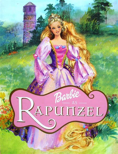 Rapunzel Disney Barbie