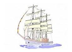 Gratis Malvorlagen Segelschiffe Malvorlagen Segelboote