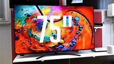 der beste 75 quot led tv 2019 lg nanocell 4k tv 75sm9000