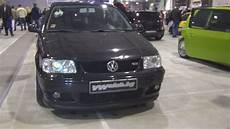 volkswagen polo 6n2 gti 2000 exterior and interior in 3d