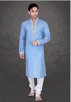 Baju Kurta Trend Busana Pria India Masa Kini Gaya Masa