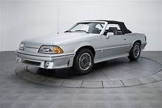 1988 ford mustang asc mclaren for sale 81582 mcg