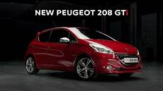 publicité voiture 2017 publicit 233 peugeot 208 gti version internationale 45s