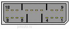 daewoo agc 7112rc pinout diagram pinoutguide com