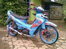 Modifikasi Jupiter Z 2004 by Motor Modifikasi Indonesia Jupiter Z 2004