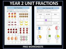 fraction worksheets year 2 free 4176 fractions year 2 free worksheets unit fractions teaching resources