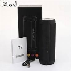 m j wireless best bluetooth speaker waterproof portable