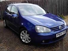 Vw Golf 2l Gt Tdi Diesel Manual Blue Car For Sale