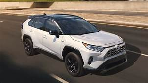 2020 Toyota RAV4 Preview Pricing Release Date