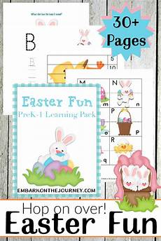 easter printables and learning activities for kids