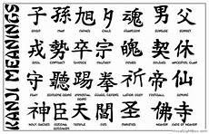 signe chinois signification tatouage signe chinois pr 233 nom