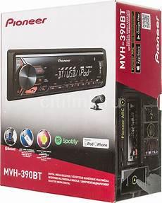 купить автомагнитола Pioneer Mvh 390bt в интернет магазине