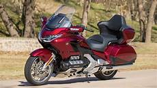 2018 2019 Honda Gold Wing Gold Wing Tour Top Speed