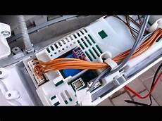 Waschmaschine Teil 11 W 228 Scht Lange Heizung Pr 252 Fen