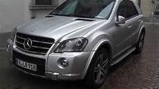 Mercedes Ml 63 Amg W164 Karlsruhe
