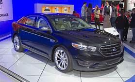 2013 Ford Taurus / SHO Photos And Info – News Car