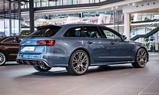 Audi Rs6 Performance - polar blue metallic audi rs6 performance by audi exclusive